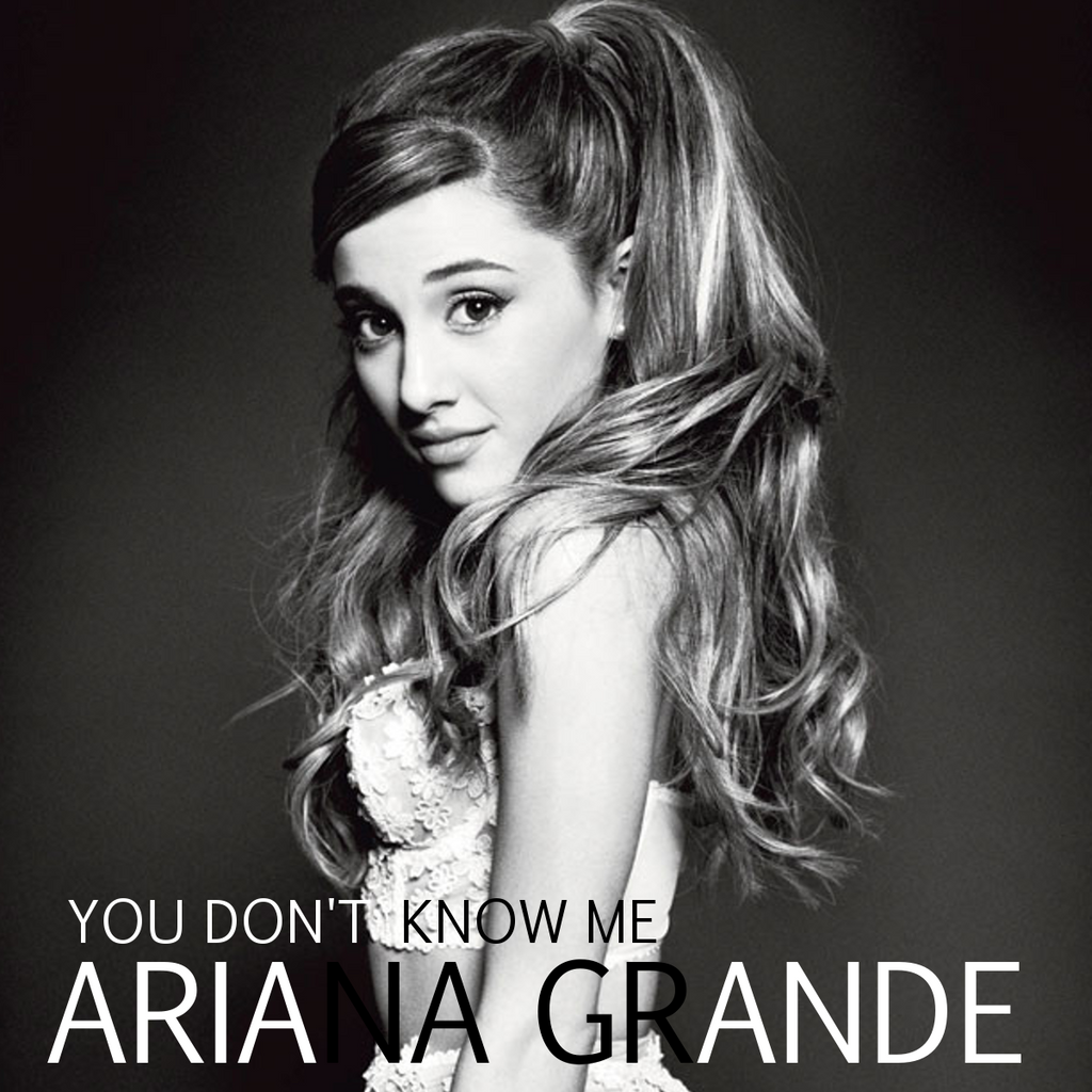 Download Lagu Ariana Grande Thank You: You Don't Know Me