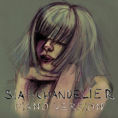 Sia - Chandelier (Piano Version) COVER by LittleMonsterLovatic on ...