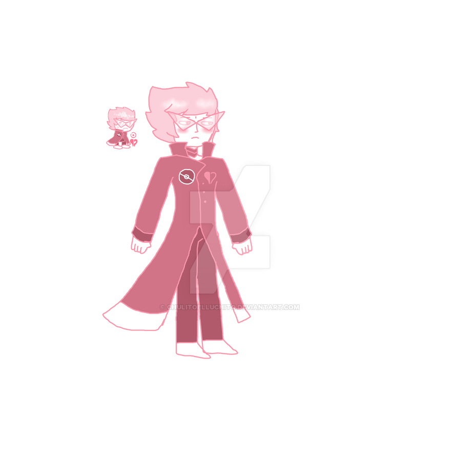 new pink Dirk V.1 by chulitoelluchito