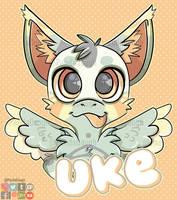 YCH Angel Dragon Commission for DoodledDragon by pandadough