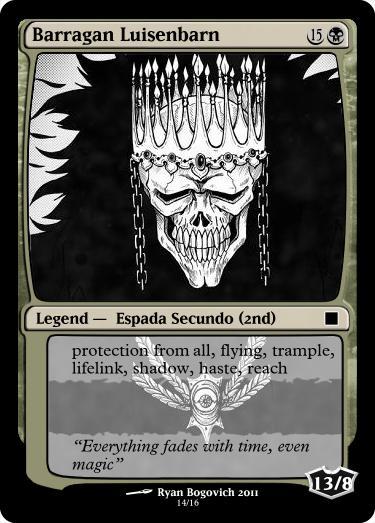 2nd Espada
