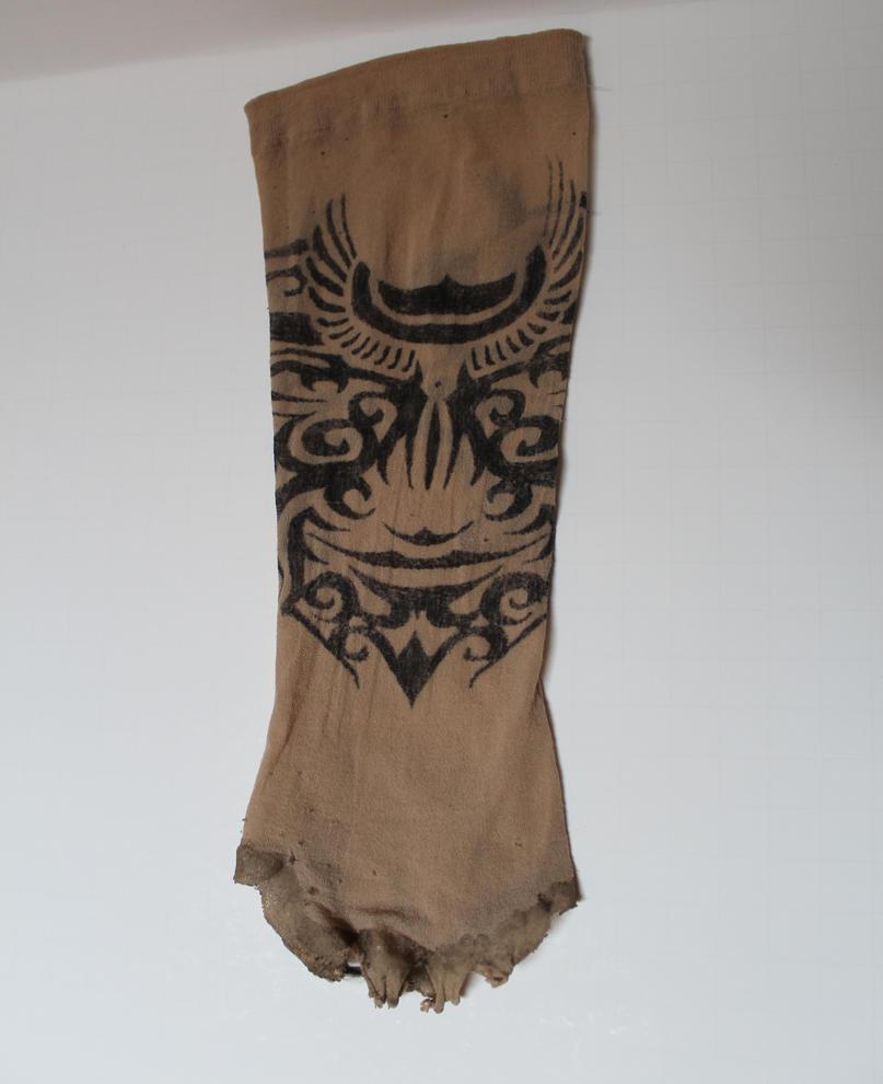 desmond tattoo sleeve by zero saito on deviantart