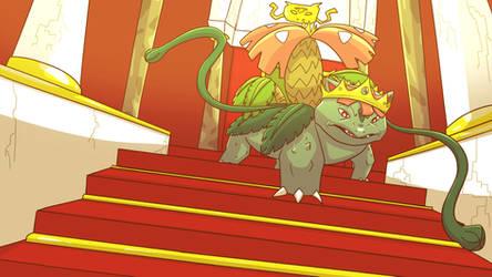 *Boss Battle* - King Ven by KilaWolfsblut