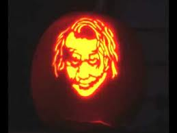 the joker pumpkin by harmonyf17
