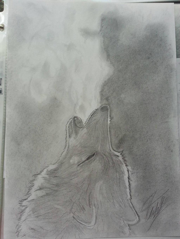 wolf by WhiteWolf737