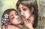 8. Innocence- Katniss and Rue
