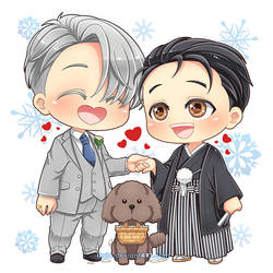 Victuuri by Iksia