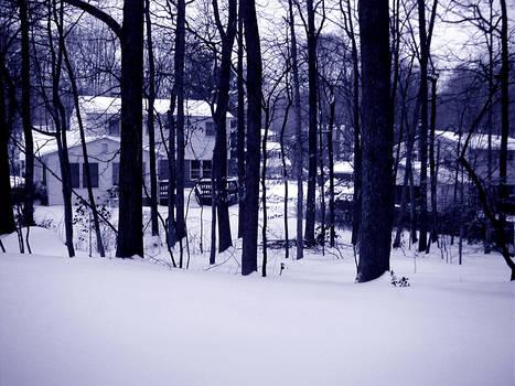 Snow-Blue 2