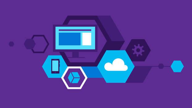 Visual Studio Wallpaper