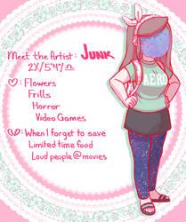 Meet the Artist Meme by JUN-K-TASTIC
