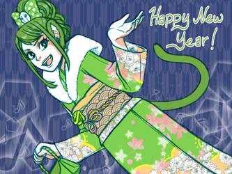 New Year's Kanon by JUN-K-TASTIC
