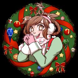 Christmas Icon by JUN-K-TASTIC