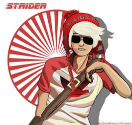 Strider by TheRedDeathBringer
