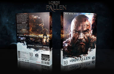 Lords Of The Fallen by shirazihaa