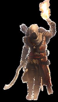 Assassin's Creed Origins Render