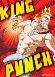 KING-PUNCH MAN by Sturmir
