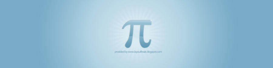 Pi Day Plurk Layout