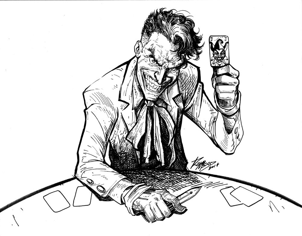 Joker Classic by renomsad