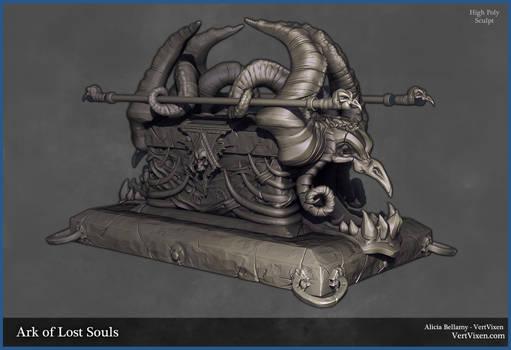Arc of Lost Souls Sculpt
