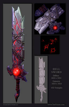 Hail to the King: Hell Sword