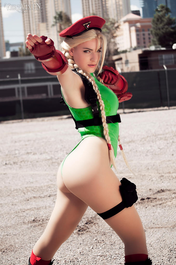 Street Fighter 5 - Cammy White by Vert-Vixen
