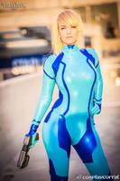 Zero Suit Samus by Vert-Vixen