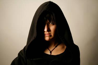 The darkest side of the woman by fishpinn