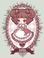 Lolita in ArcadiaDolls by lely