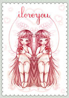 Happy Valentine Day by lely