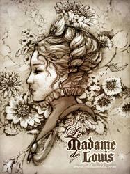 Portrait 2. 'Le Madame' by lely