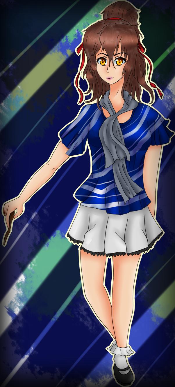 Contest Prize: Tatiana Brooks by animemary
