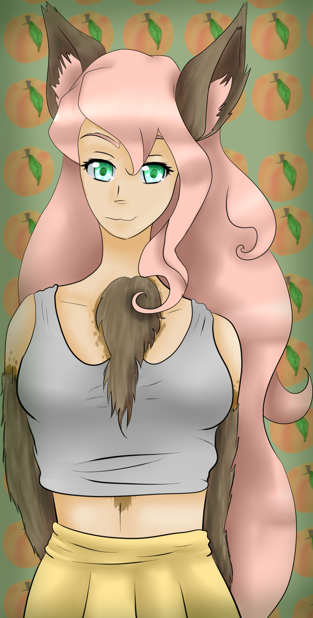 Peaches : Contest Prize~ by animemary