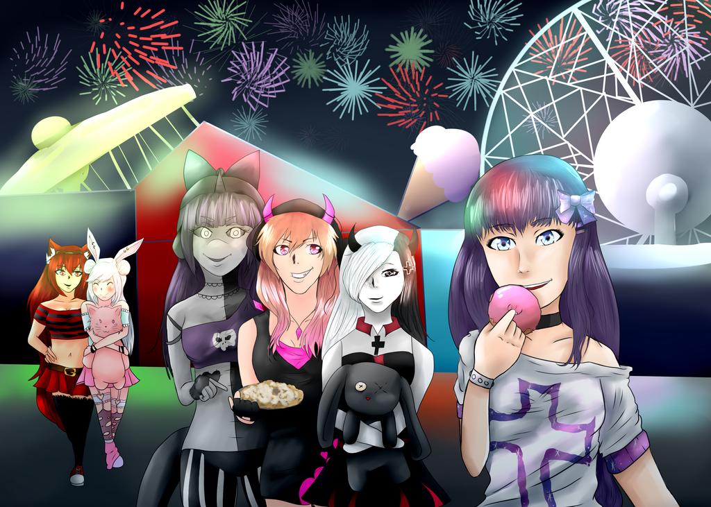 Lunathyst contest by animemary