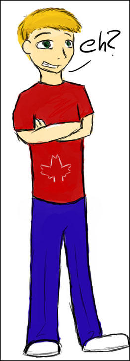 Commision of a Canadian