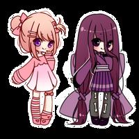 Cute VS Creepy //CLOSED by vii-adopts