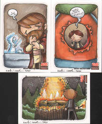 star wars galaxy5 cards4 by katiecandraw