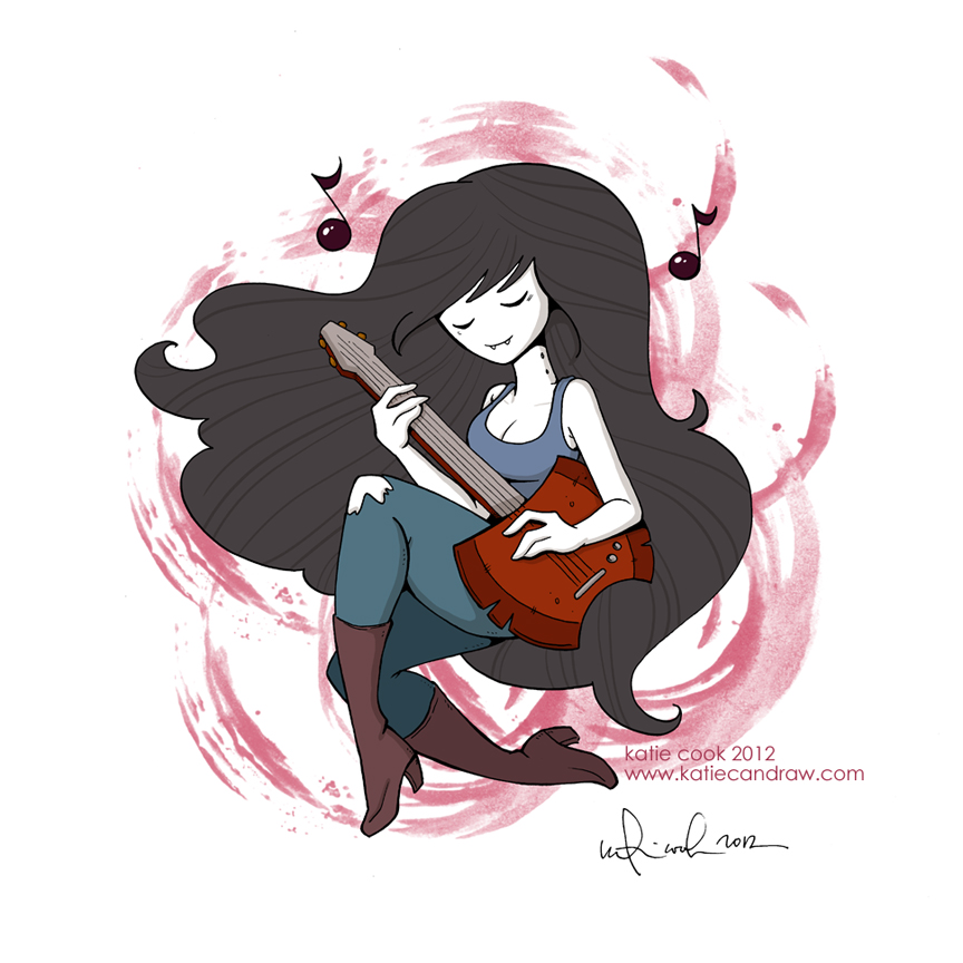 marceline by katiecandraw