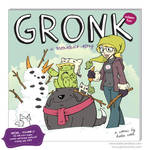 gronk book 2 cover art
