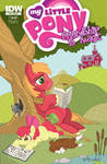 IDW MLP issue 10 cover