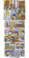 21 Chronicles of Narnia cards