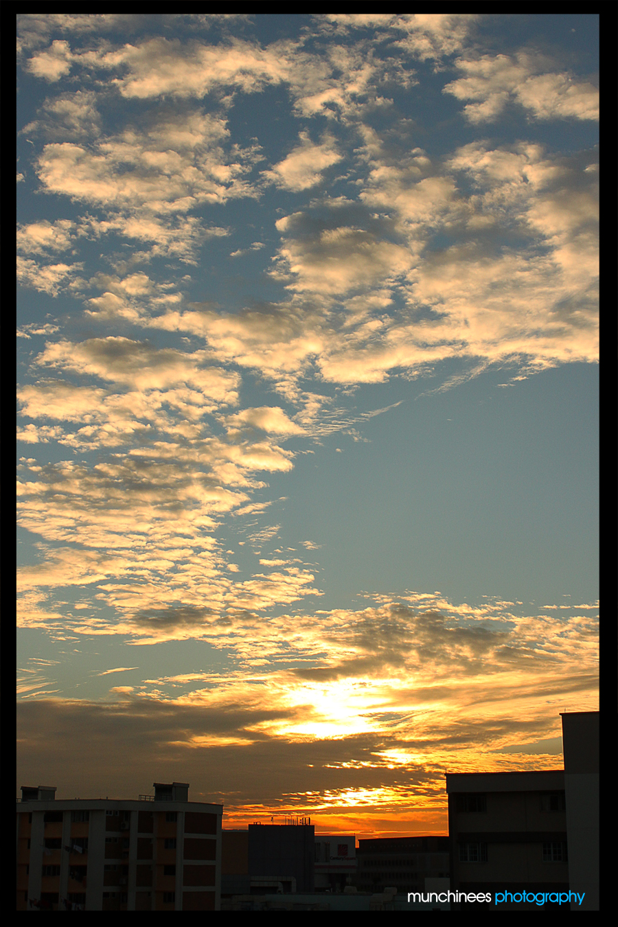 Beautiful Sunset 1 by munchinees