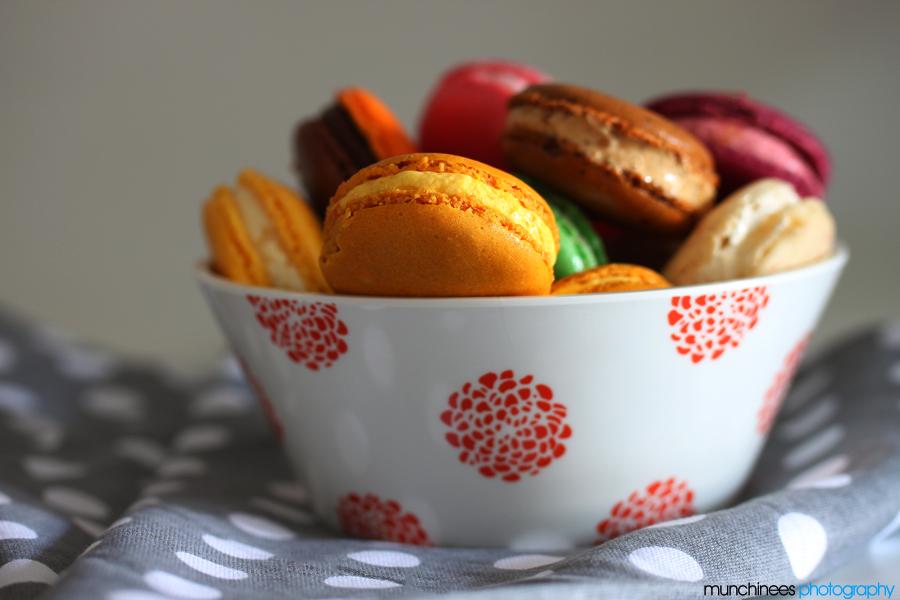Macarons 4 by munchinees