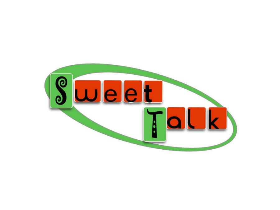 Sweet Talk Logo by weejelek
