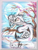 Shiro - ShadowSaber by michaelmas