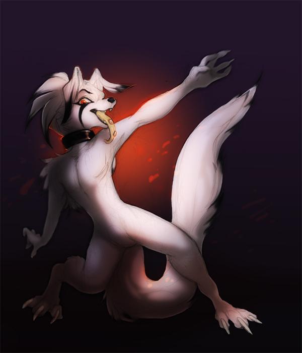 Shiro - Commission - Skulldog by michaelmas