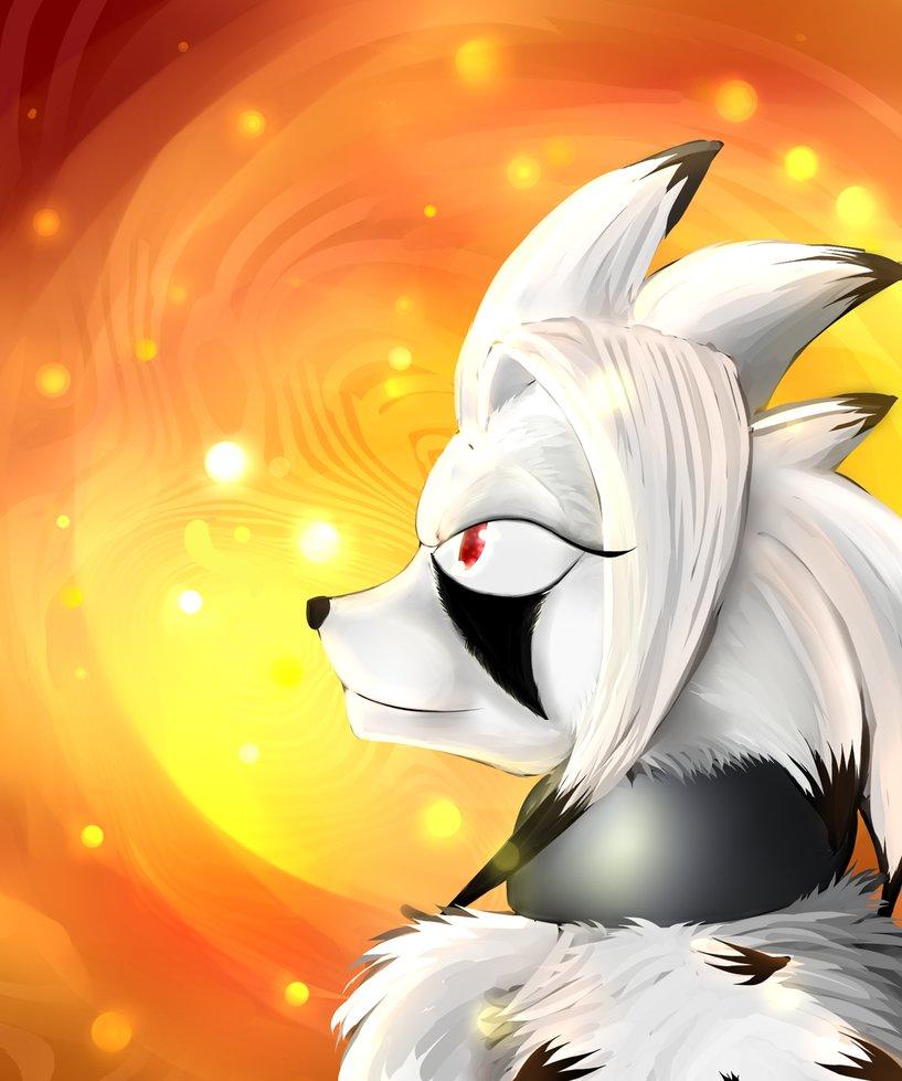 Shiro - Commission - WolfSoulKeeper by michaelmas