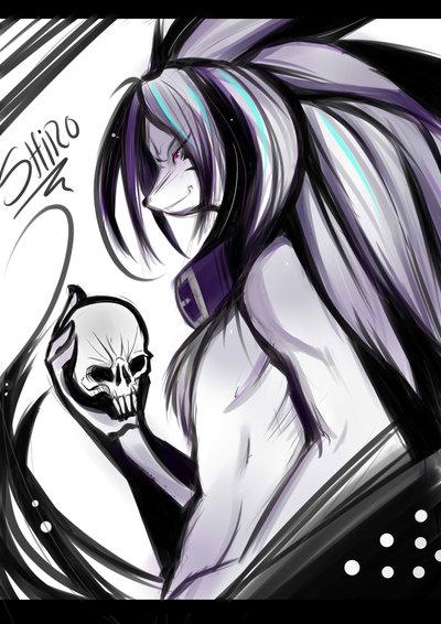 Shiro - Resubmit - Sho-N-D by michaelmas