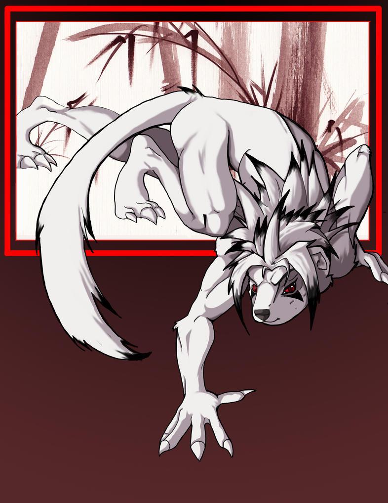 Shiro - Commission - Sororabbit by michaelmas