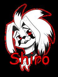 Shiro - Badge - Zecon by michaelmas