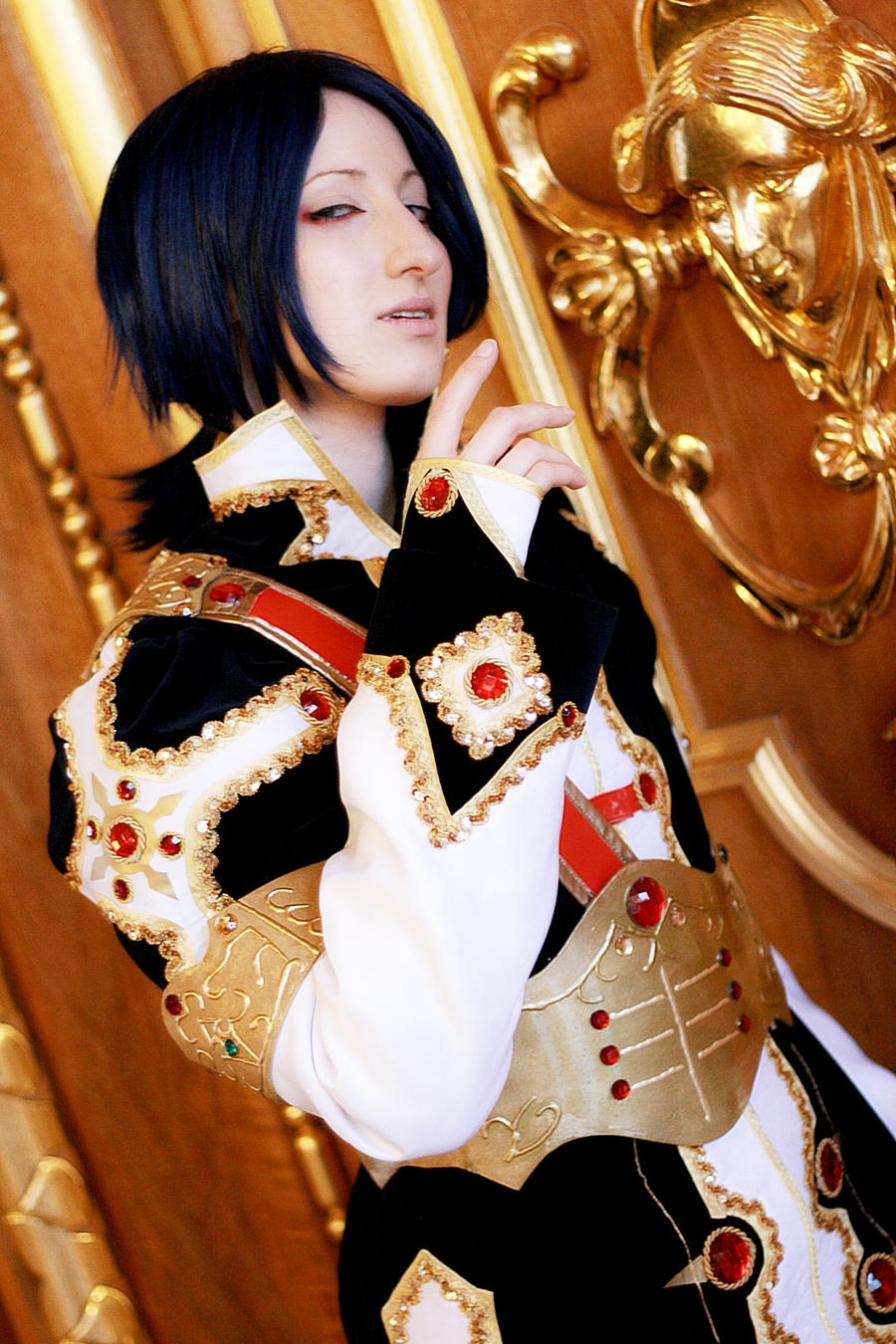 Trinity Blood - antique by YoruNoYami